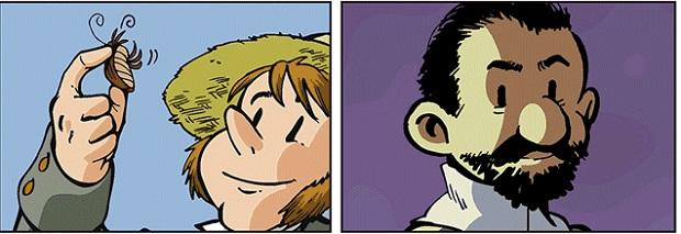 Alboraya. comic. jordi Bayarri