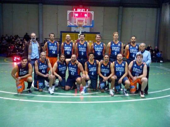 Almassera. Ayudemos a Carla. veteranos Valencia Basket
