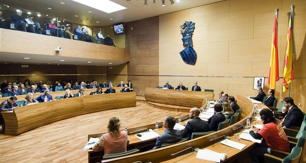El pleno de la Diputación ha aprobado la renovación del convenio con el ICAV.