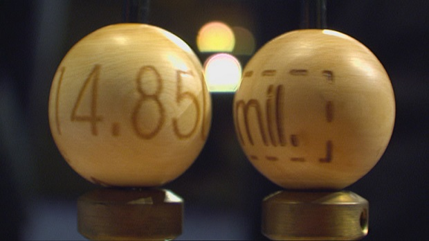 Loteria Navidad. 14.850