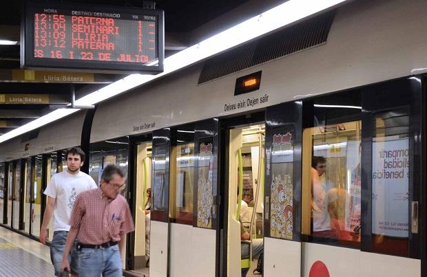 Metro. Nuevos horarios