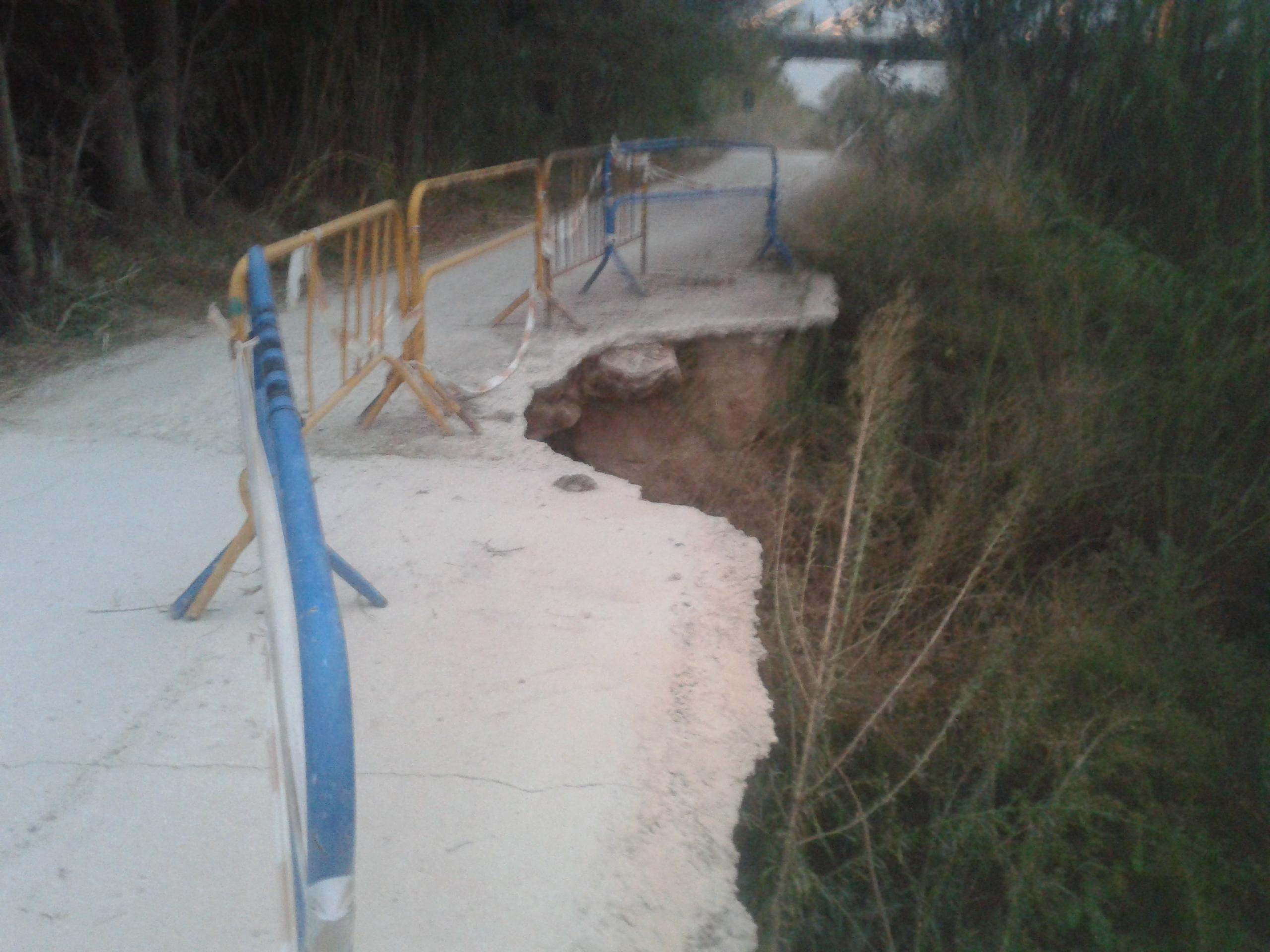 Paterna parque fluvial del túria
