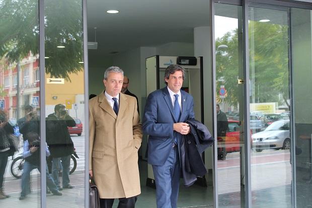 Paterna. Lorenzo Agustí. Juzgados