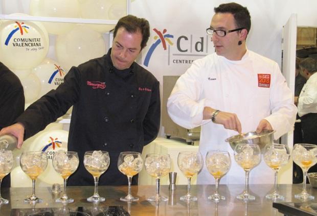 Alboraya. Ciriaco. Show cooking. Fitur 2014