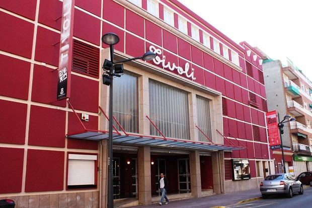 Burjassot. Centro Cultural Tívoli