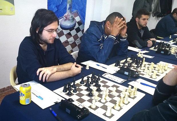 Manises. ajedrez
