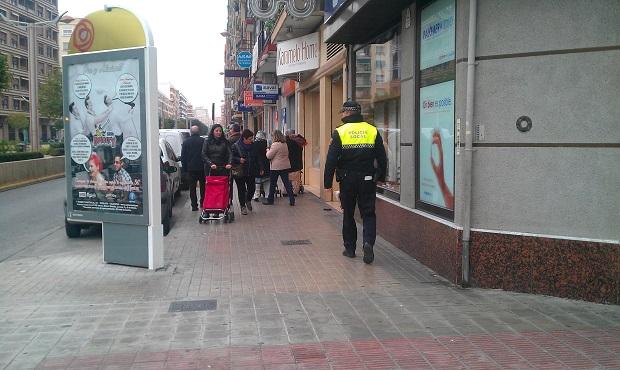 Mislata. Policía Local