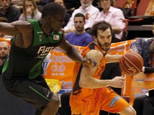 Valencia Basket. FIATC Joventut