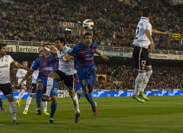 Valencia CF. Levante UD. Derbi