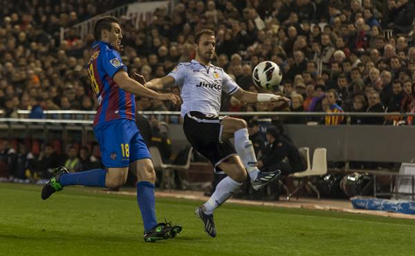 Valencia CF. Levante UD