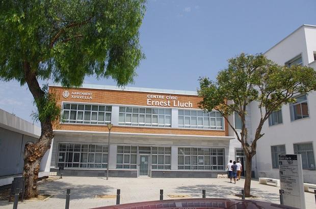 Xirivella. Centro Cívico Enrest Lluch
