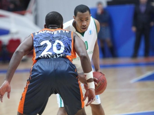 valencia Basket. Unics Kazan