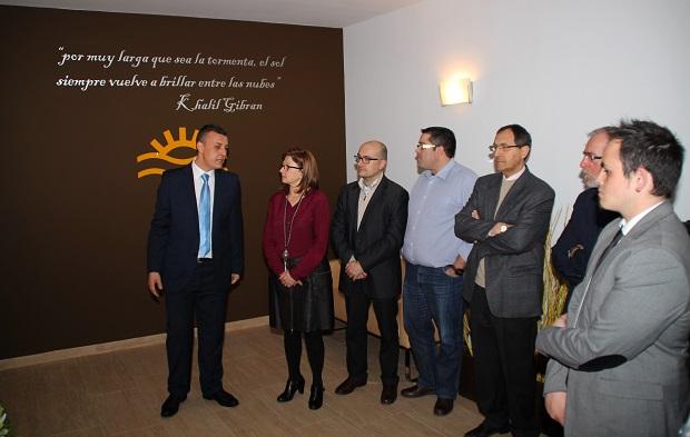 Alaqu s inaugura su nuevo crematorio que completa las instalaciones funerarias del tanatorio - Trabajo en alaquas ...