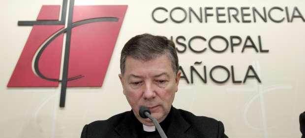 Conferencia Episcopal. Juan Antonio Martínez Camino