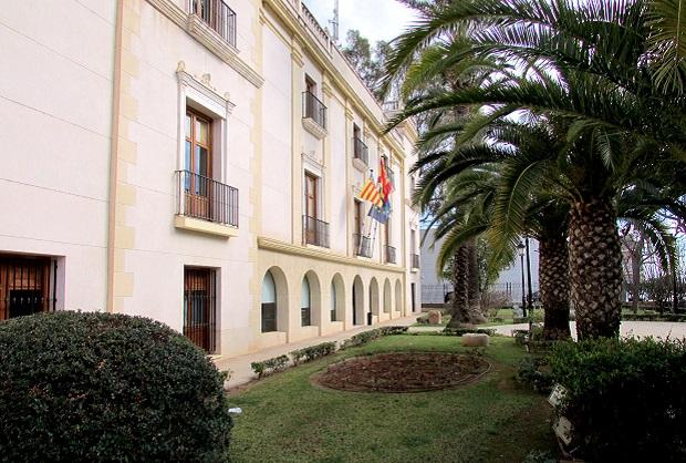 Moncada. Ayuntamiento