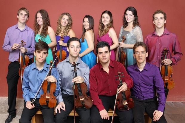 Torrent. Auditori de Torrent. Ensemble de Violines Capilla de San Esteban. Alquimia