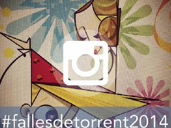 Torrent. Fallas. Instagram. #fallesdetorrent2014