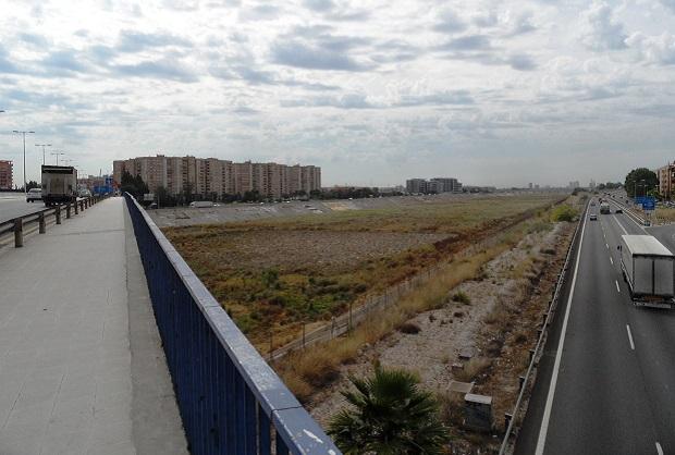 Xirivella. Puente A3