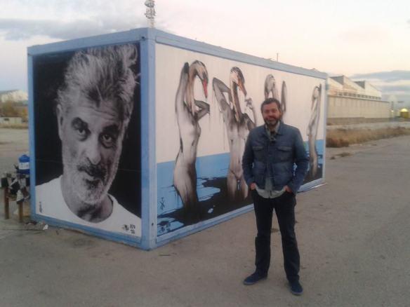 container gitano Enrique