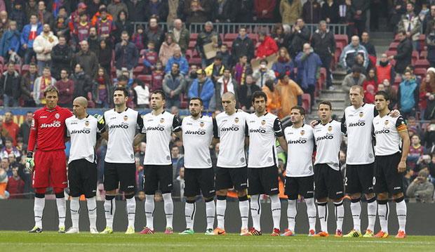 Valencia CF. FC Barcelona. Luis Aragonés