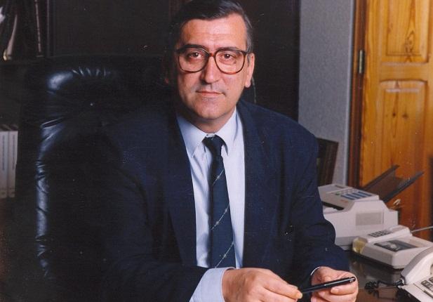 Alfafar. Jose Martinez Chust. ex alcalde de Alfafar