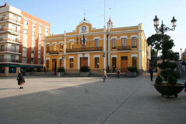 ayuntamiento Burjasssot