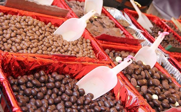 Manises. feria chocolate manises