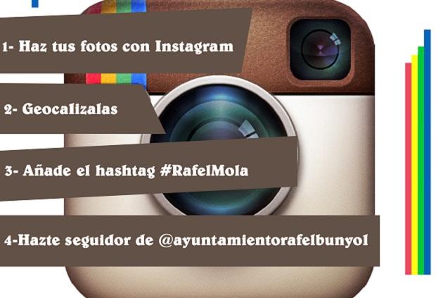 Rafelbunyol. Instagram. cartel