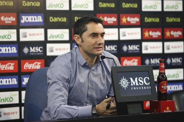 Valencia CF. Valverde
