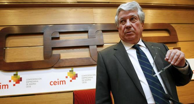 CEOE. Arturo Fernandez