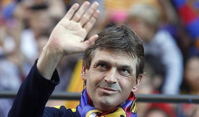 FC Barcelona. Tito Vilanova