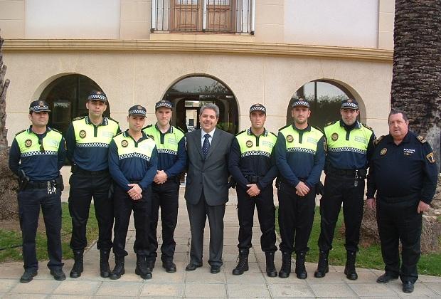 Moncada. Policía Local