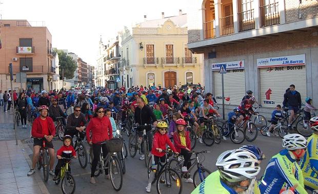 Rafelbunyol. Día de la Bici 2013