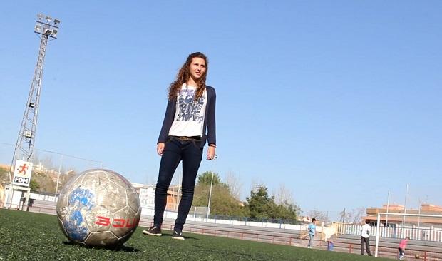 Torrent. Marta Peiro. Valencia Feminas CF. futbol femenino