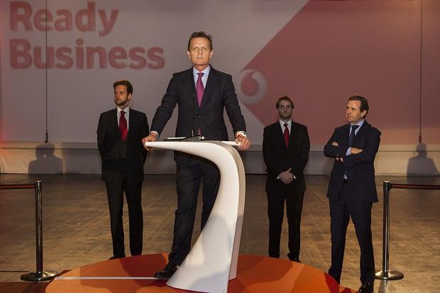 Vodafone. MOVE 2014. Valencia