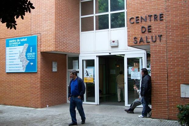 Centre de salut de Catarroja