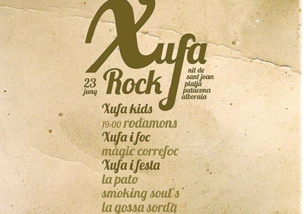 Alboraia. Xufa Rock 2014