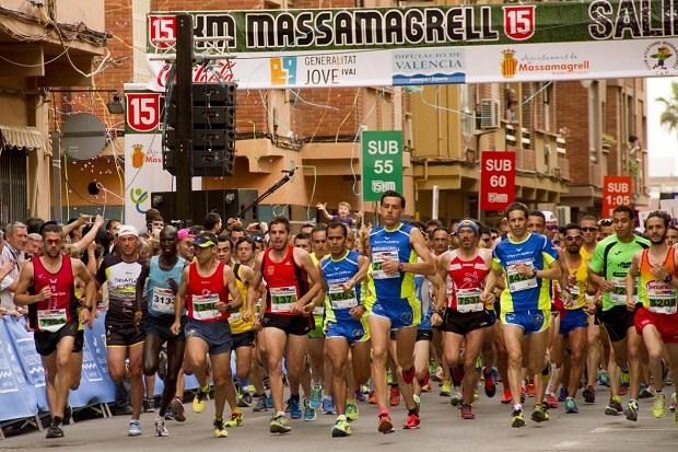 Massamagrell. 15 km. salida 2014