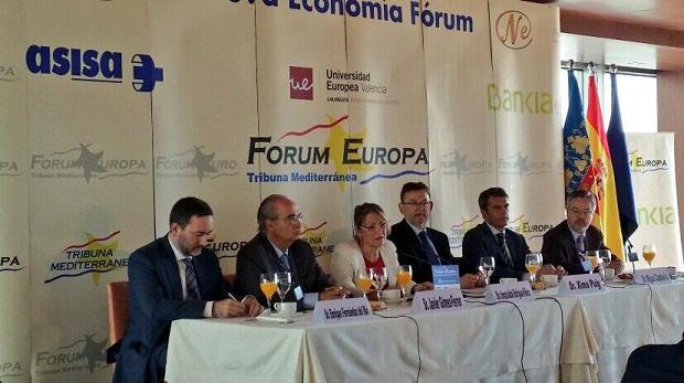 PSPV. Inmaculda Rodriguez Piñero. Forum Nueva Economia