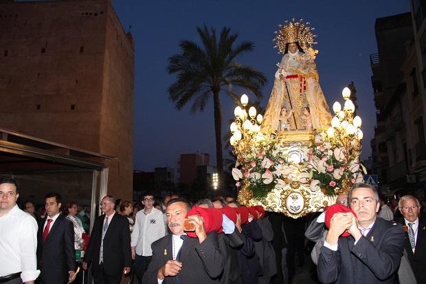 Toorent. Virgen de los Desamparados. Fiesta 2014