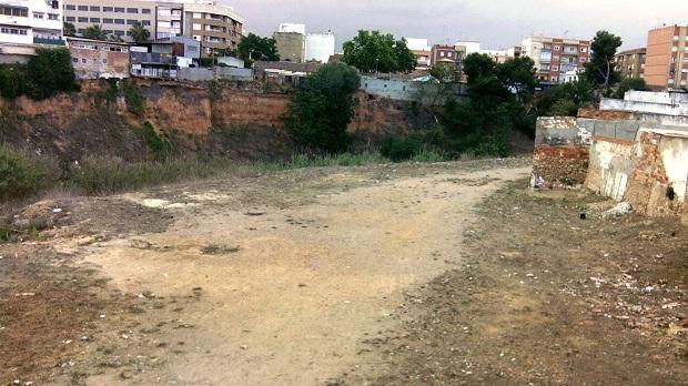 Torrent. Limpieza. Calle Murcia