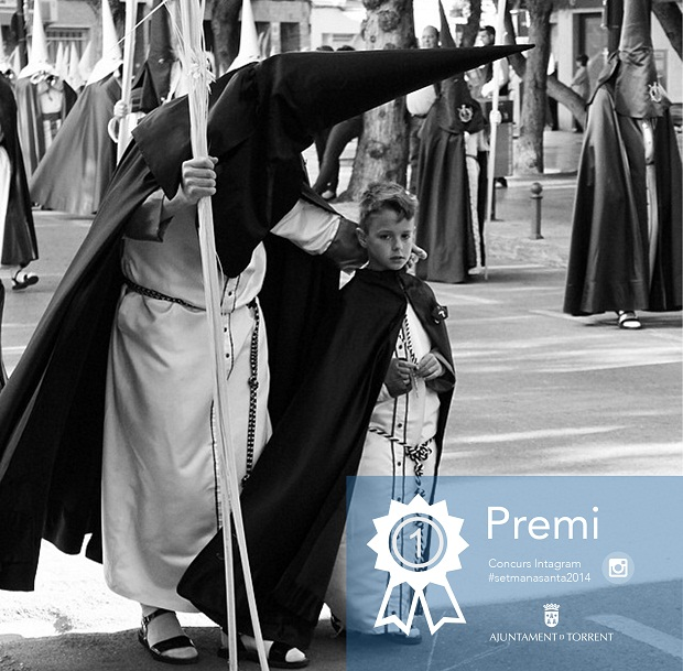 Torrent. Semana Santa. Premio INSTAGRAM
