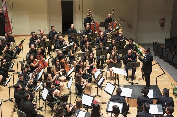 XXXVIII Certamen Provincial de Bandas de Música. Llosa de Ranes