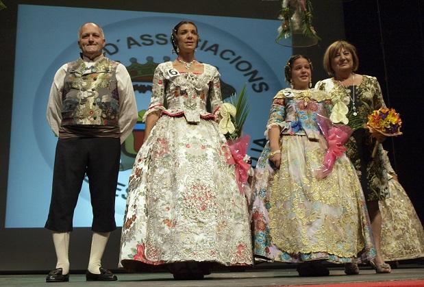 Catarroja Falleras Mayores 2015