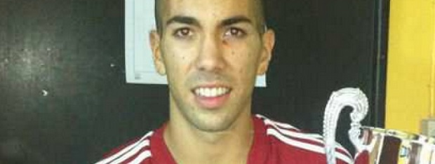 Huracan CF. Carlos Sanchez 1