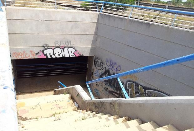 Moncada-Rehabilitación-paso-peatones-túnel-seminario