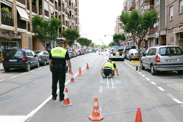 Paiporta-obras-calle-Jaume-I
