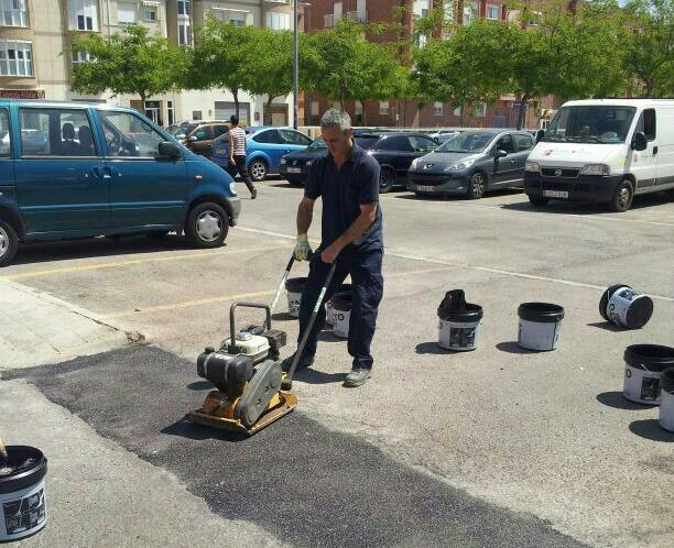 mantenimiento parques alfafar