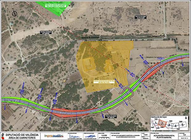plano CV-310 moncada