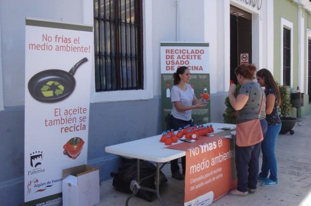 Aigues-Paterna-campaña-aceite-usado-Mercado-Paterna-1